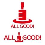 the_watanabakeryさんの買取専門店「ALL GOOD!」のロゴへの提案