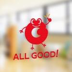 amateurdesignsummitさんの買取専門店「ALL GOOD!」のロゴへの提案