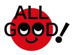 MakotoOsanaiさんの買取専門店「ALL GOOD!」のロゴへの提案