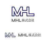 j-designさんの「MHL株式会社」のロゴへの提案