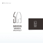 hanatoraさんの建築会社のロゴへの提案