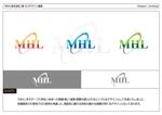 kometogiさんの「MHL株式会社」のロゴへの提案