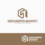 atomgraさんの建築会社のロゴへの提案