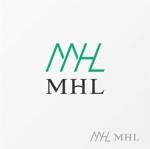 drkigawaさんの「MHL株式会社」のロゴへの提案