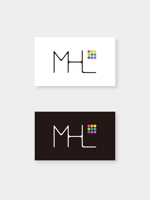 nandoさんの「MHL株式会社」のロゴへの提案