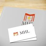 amateurdesignsummitさんの「MHL株式会社」のロゴへの提案