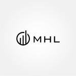 tanaka10さんの「MHL株式会社」のロゴへの提案
