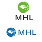 cozzyさんの「MHL株式会社」のロゴへの提案