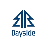 投資や人材派遣を行う「株式会社ベイサイド」のロゴデザインへの提案