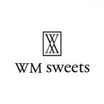 ysgou3さんのSweets shop「WM sweets」のロゴデザインへの提案