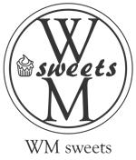 asuka_4627さんのSweets shop「WM sweets」のロゴデザインへの提案