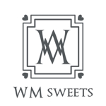 hakonoura_designsさんのSweets shop「WM sweets」のロゴデザインへの提案
