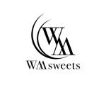 orangemintさんのSweets shop「WM sweets」のロゴデザインへの提案