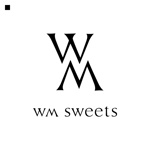 labokinoさんのSweets shop「WM sweets」のロゴデザインへの提案