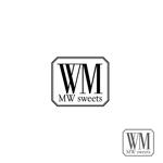 com_design_roomさんのSweets shop「WM sweets」のロゴデザインへの提案