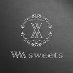 doremidesignさんのSweets shop「WM sweets」のロゴデザインへの提案