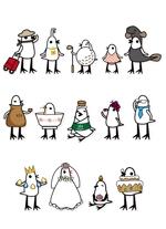 fujinugo07さんのリゾートホテル 年末年始子供向けイベント キャラクター制作への提案