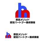 MacMagicianさんの原田メソッド認定パートナー養成講座のロゴ制作依頼への提案