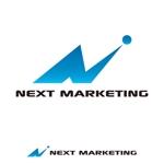 会社「ネクストマーケティング」のロゴへの提案
