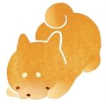 和食器・和雑貨用の「柴犬」デザインをお願いします。への提案