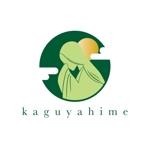 かぐや姫という美容室のロゴ制作への提案