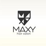 美容室「MAXY」のロゴ作成への提案