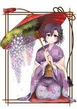 クールジャパン・キャラクター「神宮寺雅音」のイラストへの提案