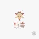 skyktmさんの『栃雪』のロゴへの提案