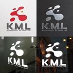 utamaruさんの架空のレコード会社「K.M.L」のロゴへの提案