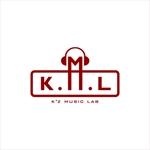 nobdesignさんの架空のレコード会社「K.M.L」のロゴへの提案
