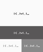 ci_manualさんの架空のレコード会社「K.M.L」のロゴへの提案