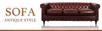 y7mq19さんのアンティーク風家具販売サイト「クラシックデモダン」のバナーへの提案