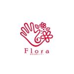 Ochanさんのフラワーショップのロゴへの提案