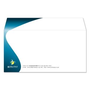 sorude2501さんの会社の封筒デザイン制作への提案