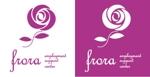 ecreさんのフラワーショップのロゴへの提案