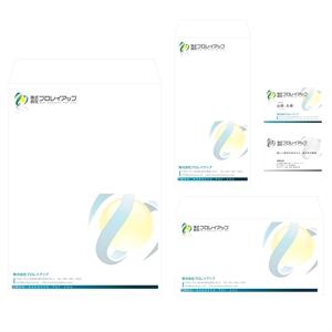 makotextさんの会社の封筒デザイン制作への提案