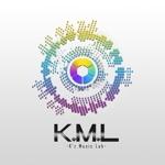 inazumaさんの架空のレコード会社「K.M.L」のロゴへの提案