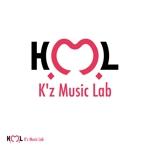 okuda_yaさんの架空のレコード会社「K.M.L」のロゴへの提案