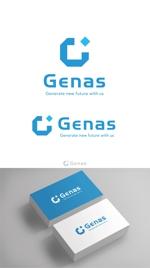 takudyさんのシステム開発会社のロゴの作成への提案