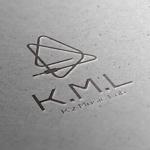 doremidesignさんの架空のレコード会社「K.M.L」のロゴへの提案