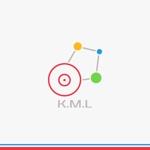 yuizmさんの架空のレコード会社「K.M.L」のロゴへの提案