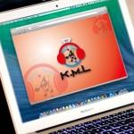 amateurdesignsummitさんの架空のレコード会社「K.M.L」のロゴへの提案