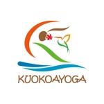 宮古島にオープン予定のヨガスタジオ 「KUOKOAYOGA」のロゴへの提案
