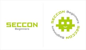 """nobdesignさんの日本最大のセキュリティコンテスト""""SECCON""""のビギナー向けイベントのロゴへの提案"""