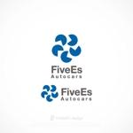 hirokiabe58さんのBMW中心の中古車販売店 FiveEs Autocarsの企業ロゴ (商標登録予定なし)への提案