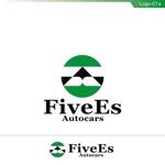 fs8156さんのBMW中心の中古車販売店 FiveEs Autocarsの企業ロゴ (商標登録予定なし)への提案