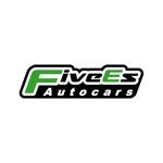 kitten_BlueさんのBMW中心の中古車販売店 FiveEs Autocarsの企業ロゴ (商標登録予定なし)への提案