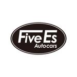 cube-cさんのBMW中心の中古車販売店 FiveEs Autocarsの企業ロゴ (商標登録予定なし)への提案