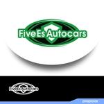 ark-mediaさんのBMW中心の中古車販売店 FiveEs Autocarsの企業ロゴ (商標登録予定なし)への提案