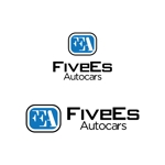 kashmanさんのBMW中心の中古車販売店 FiveEs Autocarsの企業ロゴ (商標登録予定なし)への提案